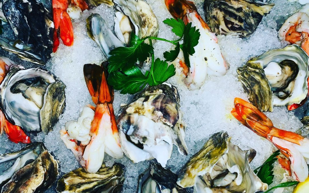 Finding the ideal wine to go with oysters